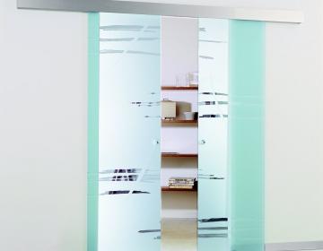 klaaslükanduksed